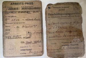 Arbeitspass, Gruendung, Oberste Hedtbleck, 1945