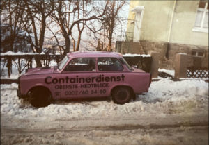 Containerdienst, Oberste Hedtbleck, Pink, Auto